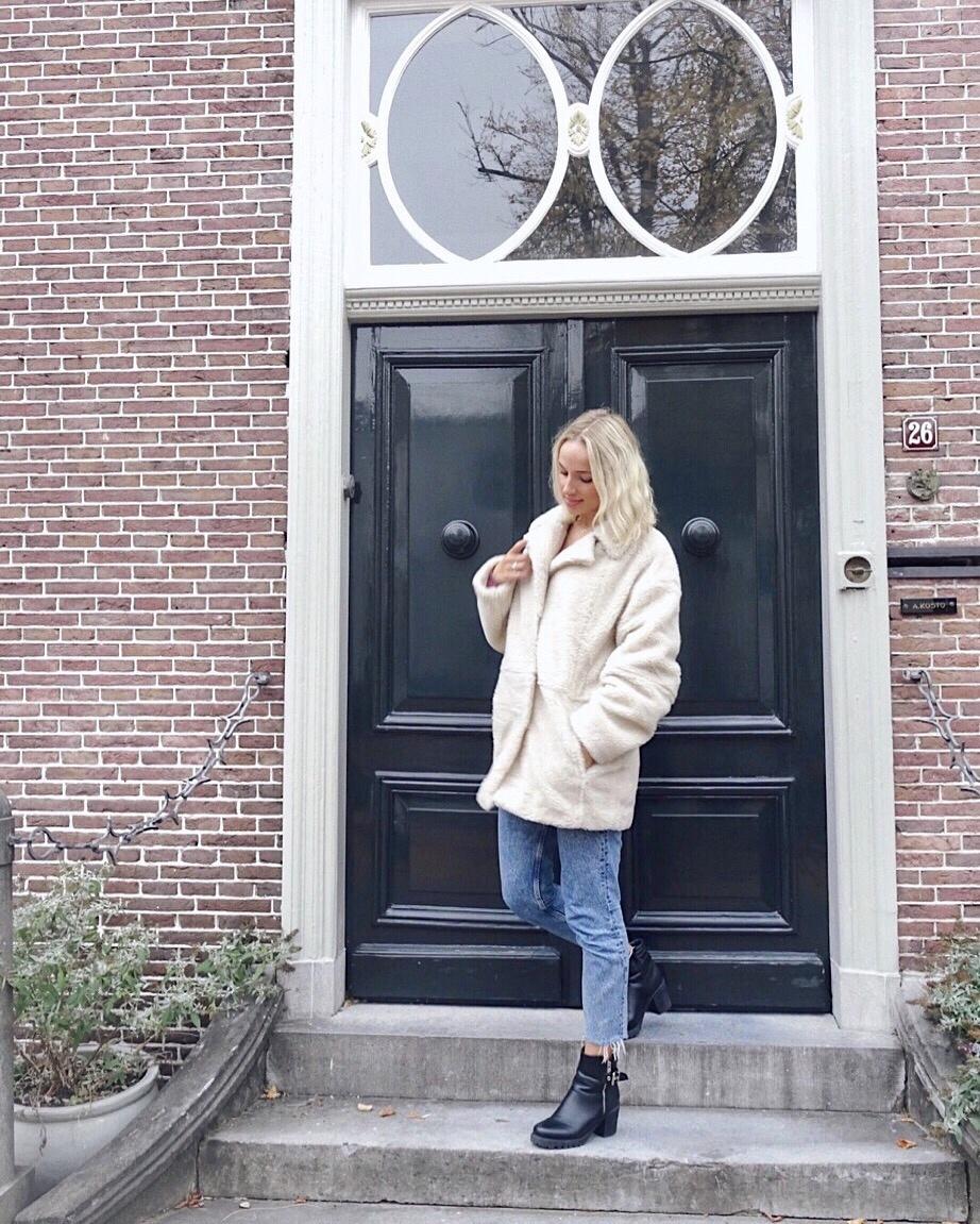 Mijn favoriete herfst én winterjas – Dyonne Bakker